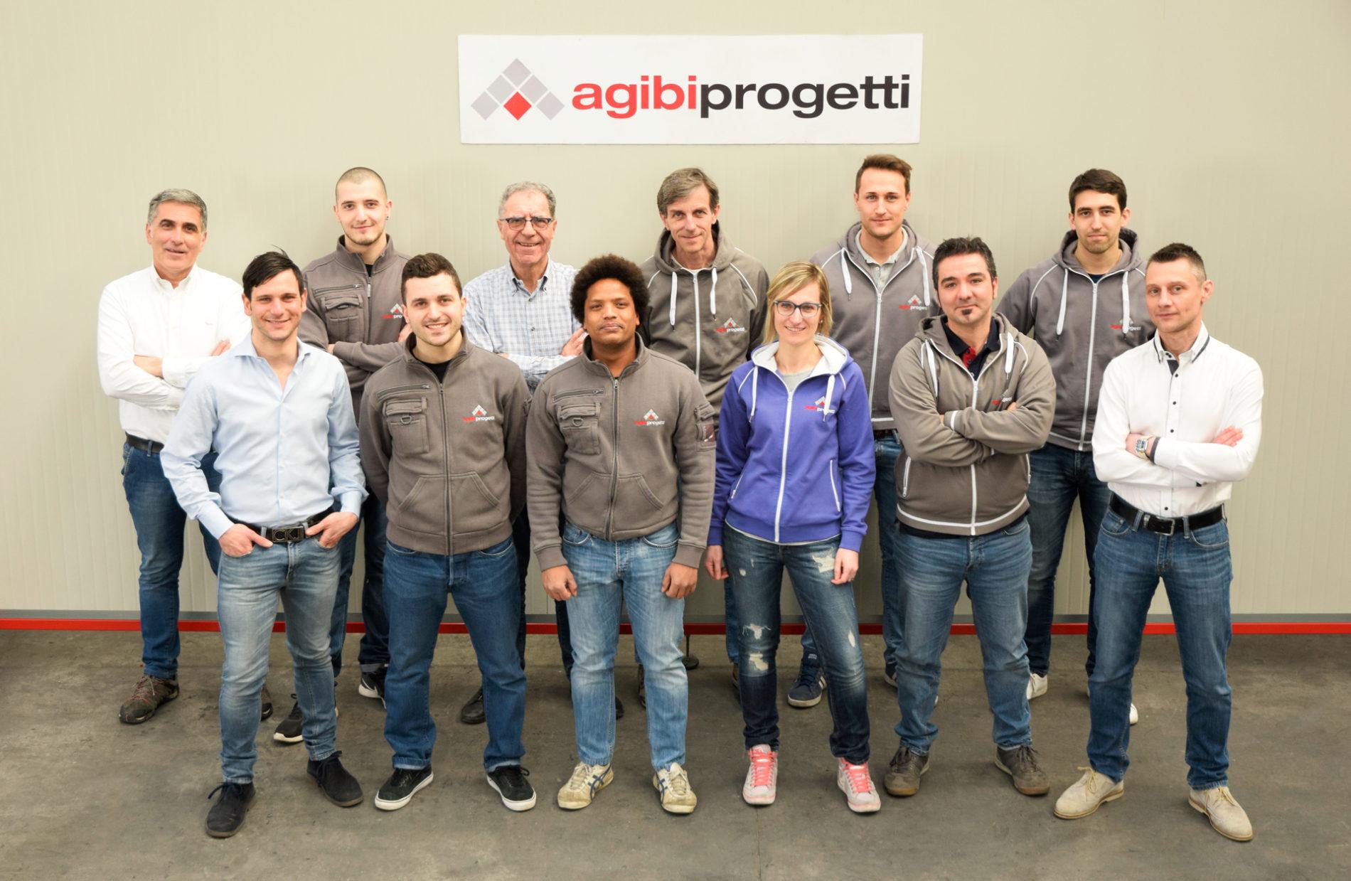 agibi progetti team